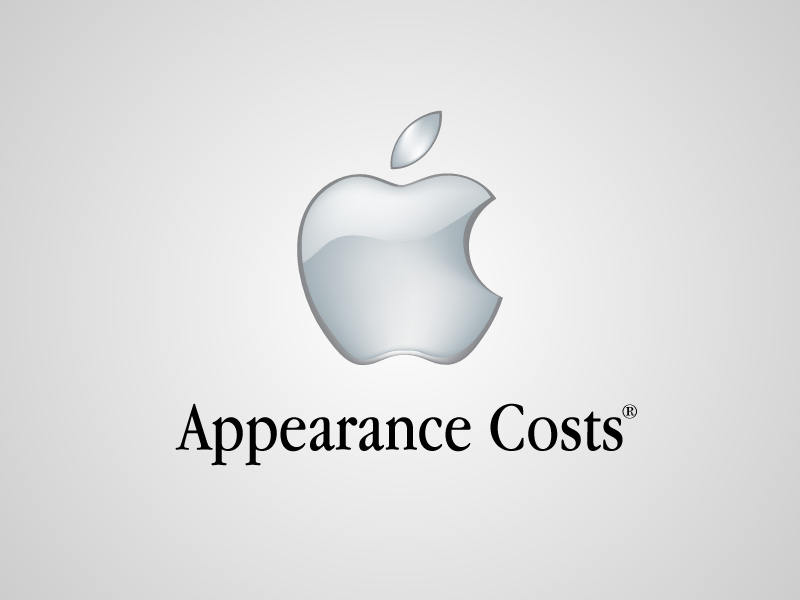 AppearanceCosts