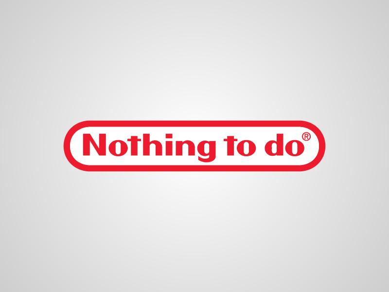 nothingToDo