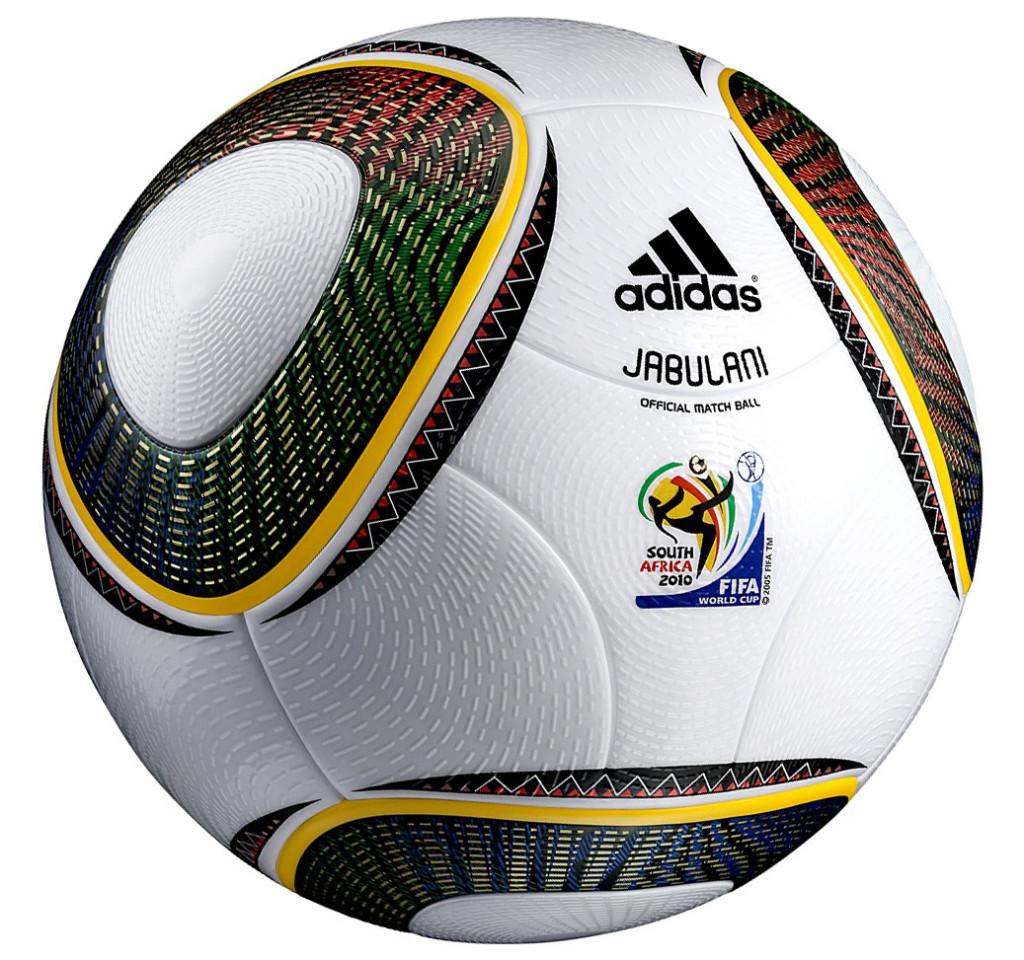 Oficjalna piłka meczowa FIFA na Mistrzostwa Świata w RPA rozegranych w 2010 roku
