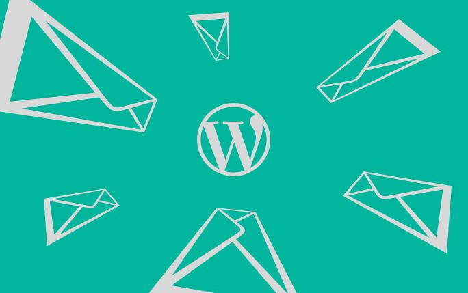 wordpress publikacja postów za pomocą maila